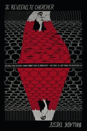 Ballade triste & Je reviens te chercher - Compagnie Théâtre du Fil, Genève